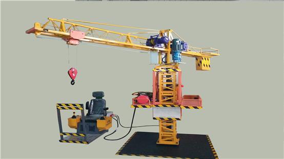 塔吊安装拆卸模型_徐州硕博电子科技有限公司